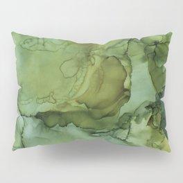 Green Sky Pillow Sham