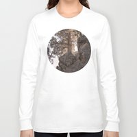 oregon Long Sleeve T-shirts featuring Bend, Oregon by A Wandering Soul