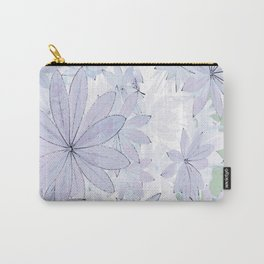 Lupin Leaves 2 Carry-All Pouch
