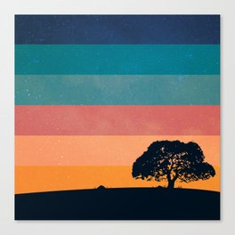 Breathe in Canvas Print