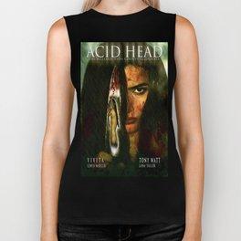 Acid Head: The Buzzard Nuts County Slaughter (2011)' - Movie Poster Biker Tank