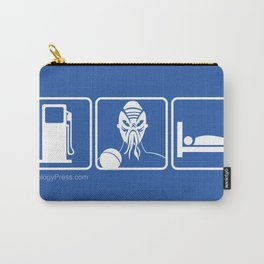 GAS. OOD. LODGING. Carry-All Pouch