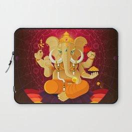 Ganesha | Animal Gods Laptop Sleeve