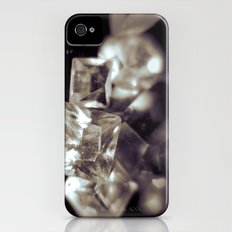 crystal structure Slim Case iPhone (4, 4s)