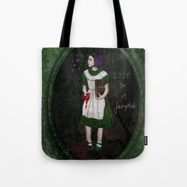 Lost in a fairytale Tote Bag