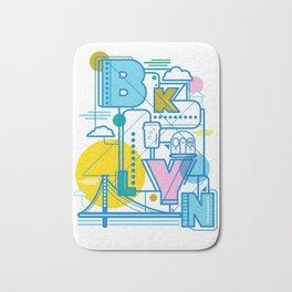 BKLYN Bath Mat