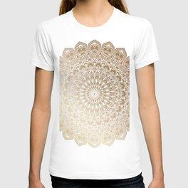 Gold Mandala 20 T-shirt