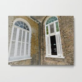 The Hidden Church Hideaway Metal Print