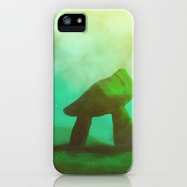 The Tomb iPhone Case
