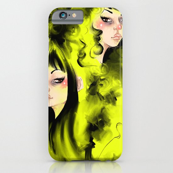 Augustine & Merry iPhone & iPod Case