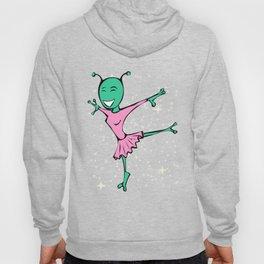 Alien Ballerina Hoody