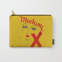 Vintage Madame X Movie Film Bold Graphic  Carry-All Pouch