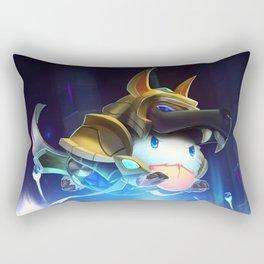 Nasus Poro League Of Legends Rectangular Pillow