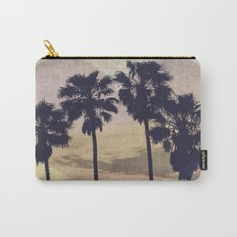 Heart and Palms Carry-All Pouch
