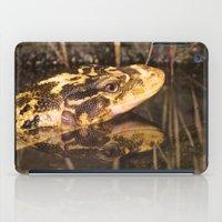 snake iPad Cases featuring Snake by Richard Eijkenbroek