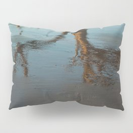 Reflection of a Dead Tree Pillow Sham
