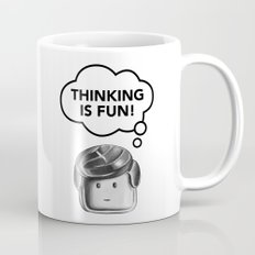 Thinking is Fun Mug