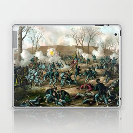 Battle of Fort Donelson -- Civil War Laptop & iPad Skin