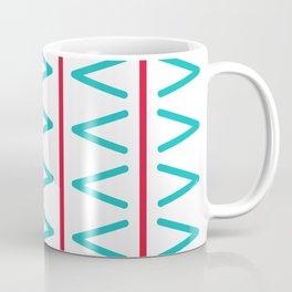 Geometric bright design Coffee Mug