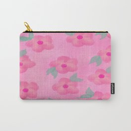 Pink A-Go-Go Carry-All Pouch