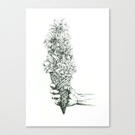 Because summer  Canvas Print