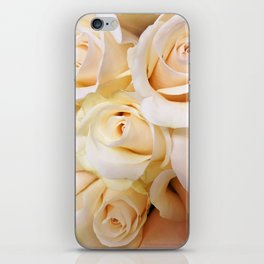 BLUSH ROSE iPhone Skin