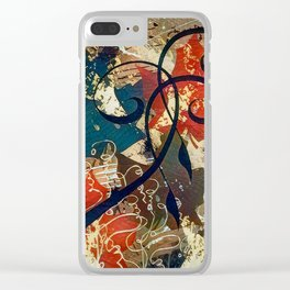 Winds of Change Clear iPhone Case