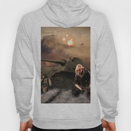 War Never is Good Hoody