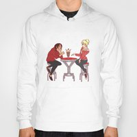 snk Hoodies featuring YumiKuri by Wealthy Loser