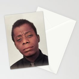 James Baldwin, Literary Legend Stationery Cards