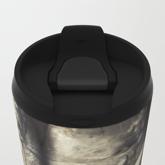 Fresh Fish Metal Travel Mug