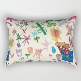 Sunshine & Daisies Rectangular Pillow