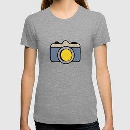 Pop  Camera T-shirt