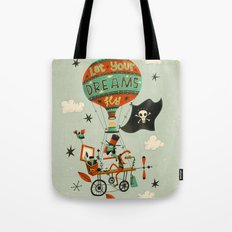 Make Your Dreams Fly Tote Bag
