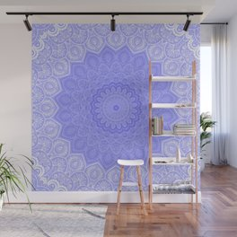 Winter Lace Wall Mural