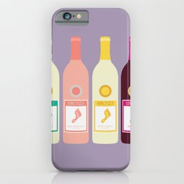 Barefoot Wine iPhone Case