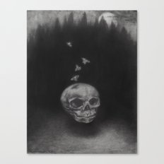 Summerghost Canvas Print