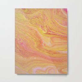 Fluid No. 30 Metal Print