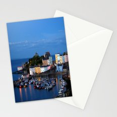 TENBY HARBOUR. PEMBROKESHIRE.WALES. Stationery Cards