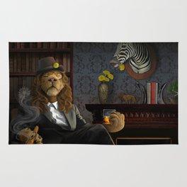 Dandy Lion Rug