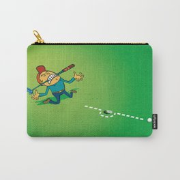 Golf is a sport for both relaxation and precision Carry-All Pouch