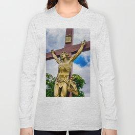 Crucifixion of Jesus Long Sleeve T-shirt