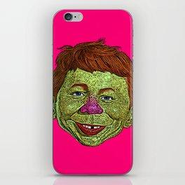 Alfred E. Newman MAD iPhone Skin