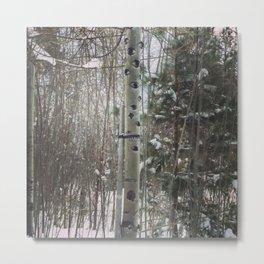 The Trees Have Eyes Metal Print