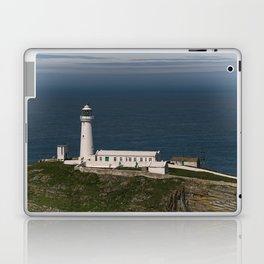 South Stack Lighthouse Laptop & iPad Skin
