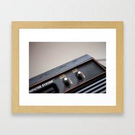 2600 Framed Art Print
