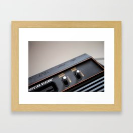 2600 Framed Art Print