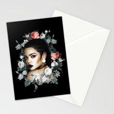 Floral Rihanna Stationery Cards