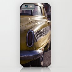 A Yellow Cab  Slim Case iPhone 6s