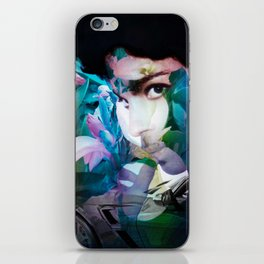 """""""Fall Faces: Vette Series 2"""" iPhone Skin"""